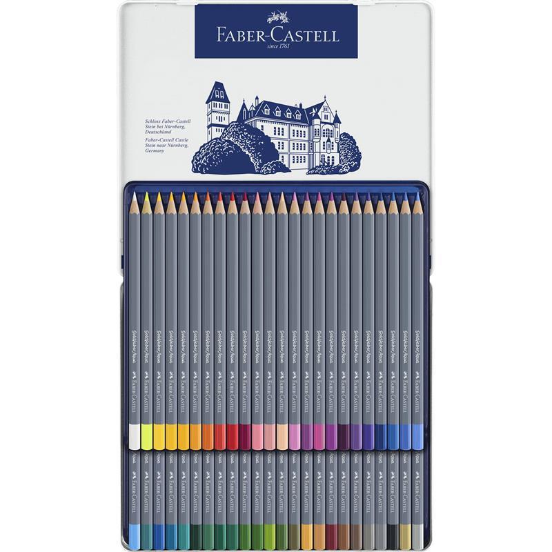 ファーバー カステル 水彩 色鉛筆