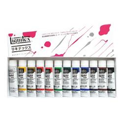 Liquitex リキテックス レギュラー#6 伝統色 12色セット