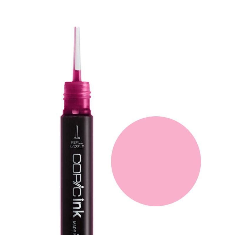 コピックインク 補充インク FRV1 Fluorescent Pink (フローレッセント・ピンク)