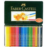Faber-Castell ポリクロモス色鉛筆 36色セット (缶入)