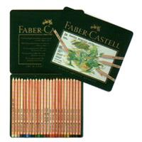Faber-Castell PITT パステル鉛筆 24色セット