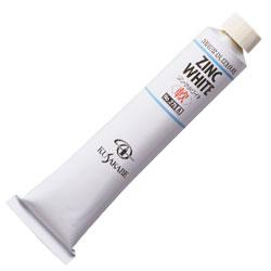 クサカベ油絵具 ジンクホワイト(軟練) 20号(110ml) (3本パック)