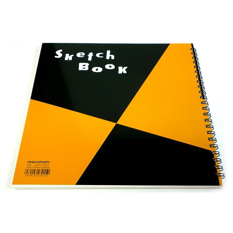 【数量限定】 図案スケッチブック A4変形型 S230