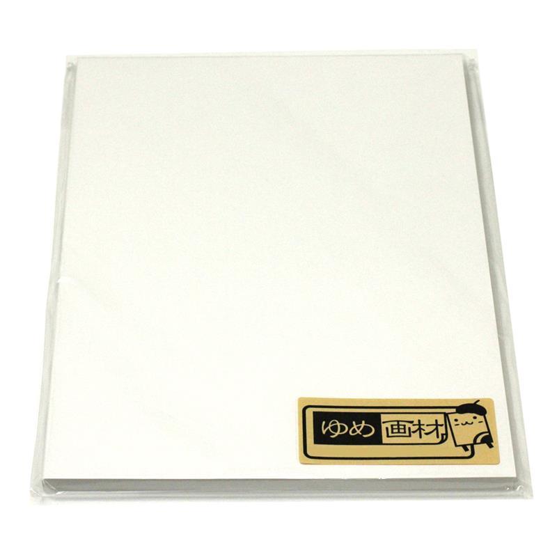 ゆめ画材 上質紙 135kg 220枚入り A4 (210mm×297mm)