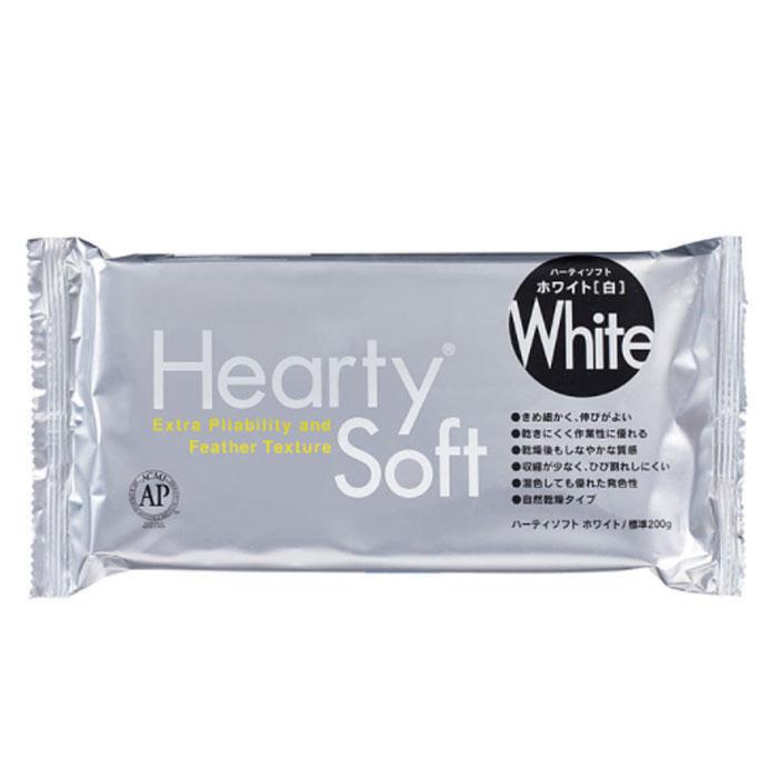 軽量樹脂粘土 ハーティソフト 200g
